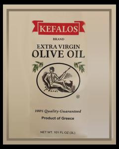 Kefalos olive oil