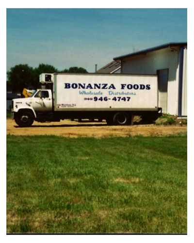 Bonanza delivery